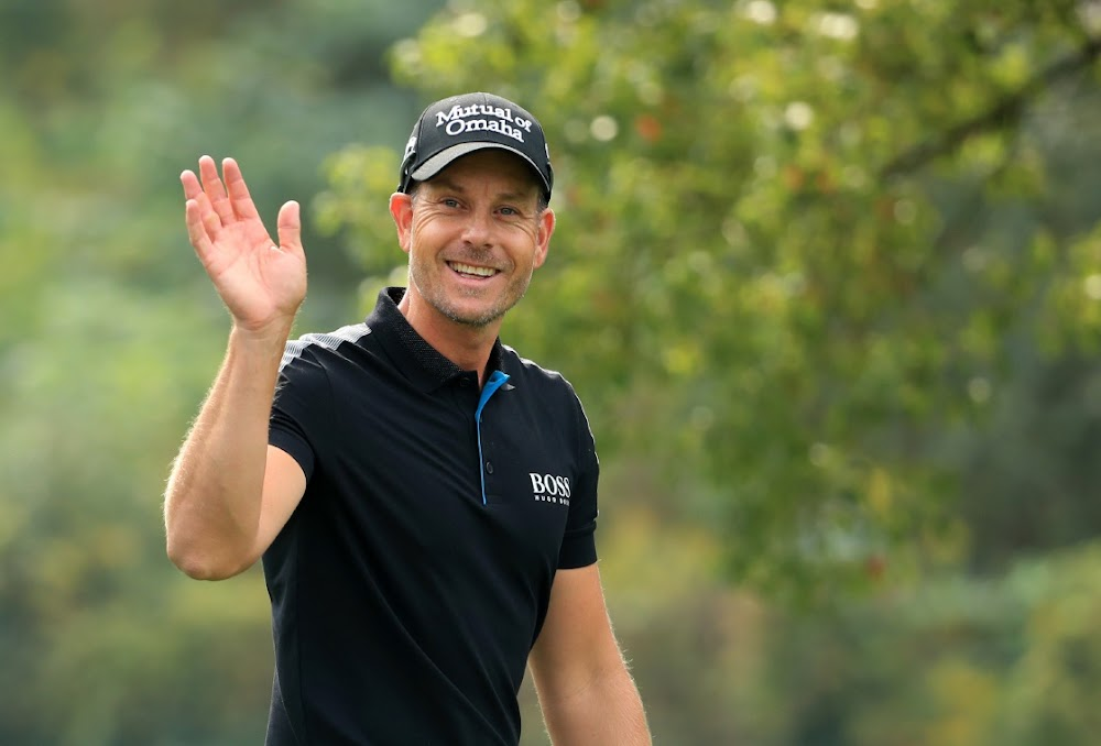 Henrik Stenson unfazed over security before Hong Kong Open