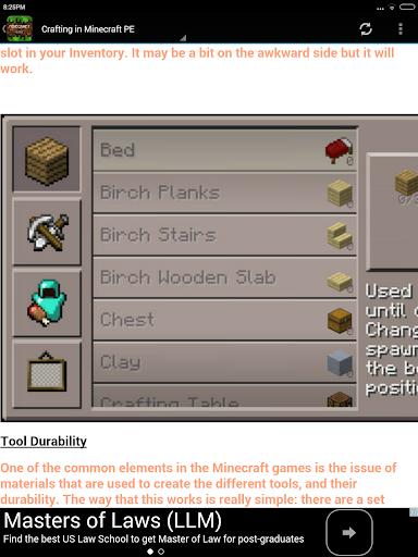 角色扮演必備免費app推薦|Crafting Guide For Minecraft線上免付費app下載|3C達人阿輝的APP