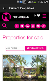 Mitchells Realty- screenshot thumbnail