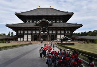 Photo: Nara - Todai-ji Temple