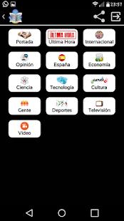 Periódicos de España - náhled