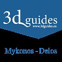 MYKONOS-DELOS by 3DGuides icon