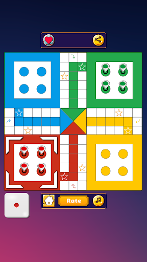 Ludo Star King : Ludo Ludo Game Ludo Club  captures d'u00e9cran 1