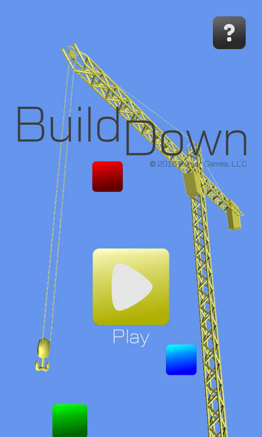 BuildDown- screenshot
