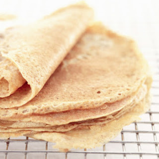 Whey Protein Crepes.