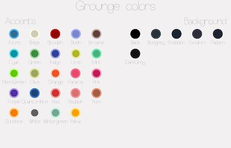 Grounge - Layers Theme v6.0.5-Revolution