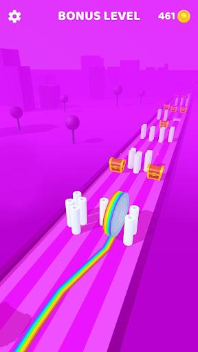 Paper Line - Toilet paper game  screenshots 3