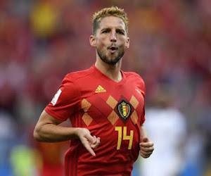 Dries Mertens commente son record belge en Serie A