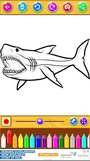 Mewarnai Buku Baby Shark 2.0.1 screenshots 3