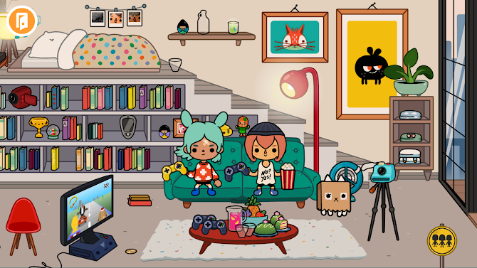 Toca Life: City Android 6