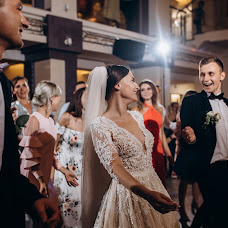 Wedding photographer Kristina Shinkaruk (KrisShynkaruk). Photo of 31.07.2018