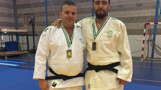 Almería deja bien alto el listón en el Campeonato de España de Katas de Judo