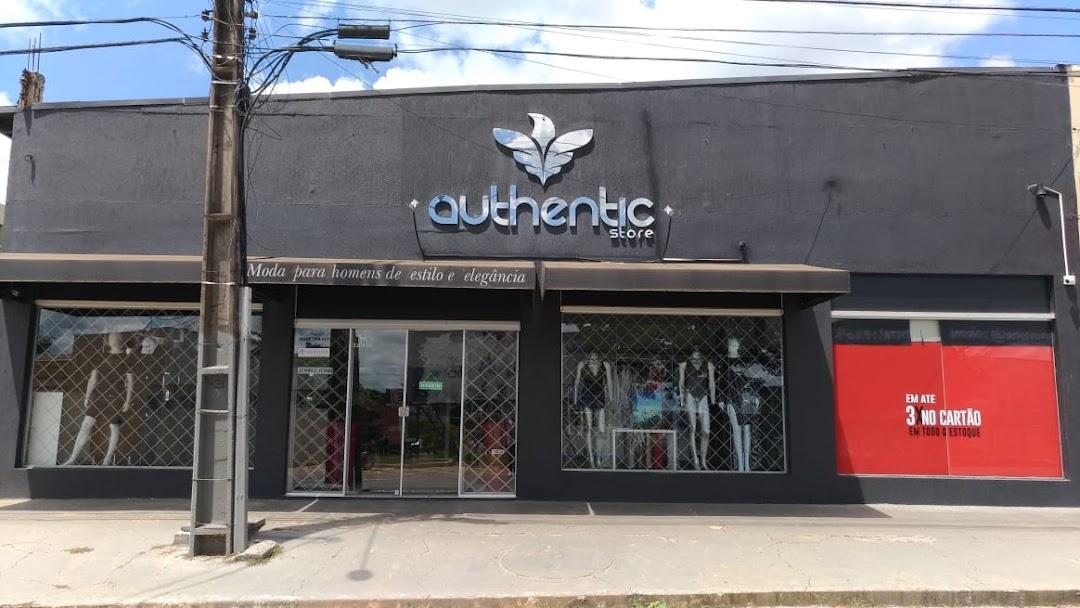 2597250a3d Authentic Store - Loja De Roupa em Bairro Centro