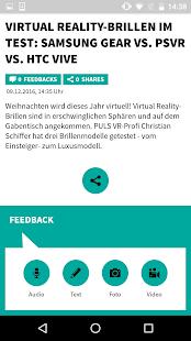 PULS vom Bayerischen Rundfunk Screenshot