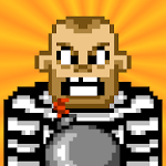 Bomb Catch - Retro KABOOM Game Icon