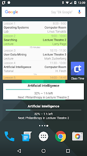 Class Time - Timetable- screenshot thumbnail