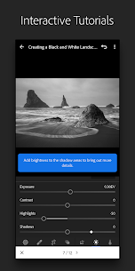 Adobe Lightroom Mod Apk – Photo Editor & Pro Camera 5