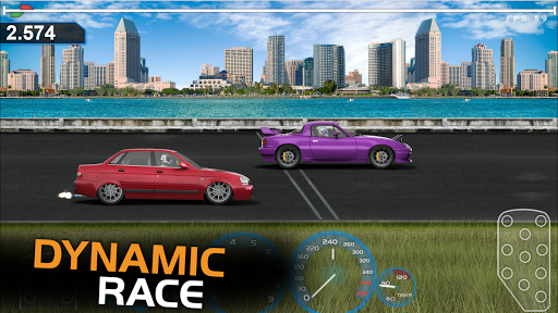 Project Drag Racing apkslow screenshots 20