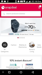 AllinOne Online Shopping Apps India New - náhled