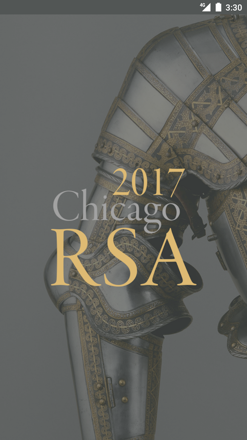 The RSA 63rd Annual Meeting- screenshot