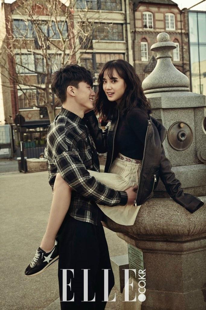 jaebum och Seung Ah dating