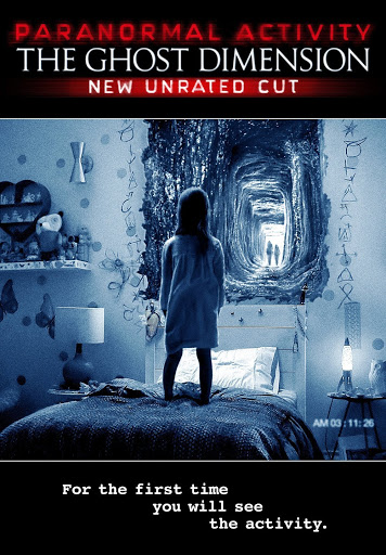 Paranormal Activity The Ghost Dimension Unrated Movies On Google Play