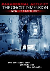 Paranormal Activity: The Ghost Dimension (Unrated)