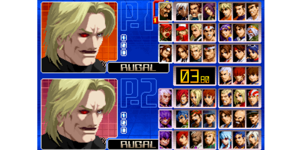 Tips For King Of Fighters 2002 Plus Rugal Gratis 1 1 7 Apk