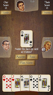 Euchre Free 1.384 Mod Android Updated 3