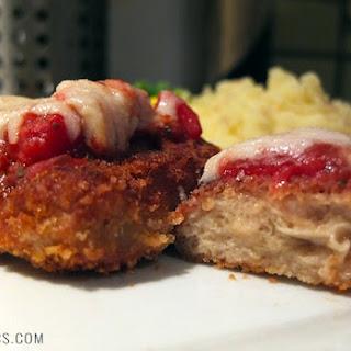 Seitan Chicken Parmigiana Schnitzels