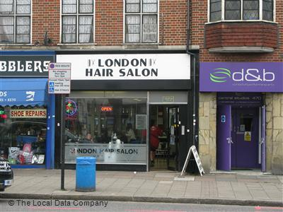 London Hair Salon