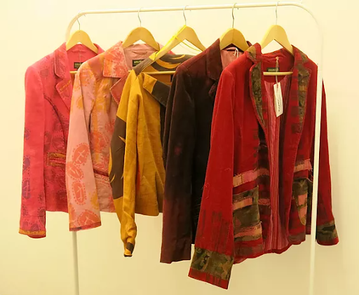 Dorothy Wedderburn - Ragments - kleding