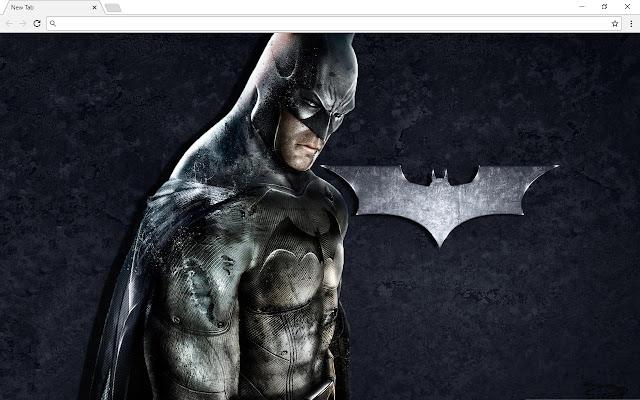Batman W Nowej Karcie  Główna