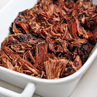 Fork Tender Balsamic Shredded Beef