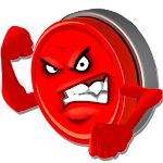 Angry Red Button - Dare Click? 1.0.2 Apk