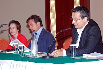 Photo: Csaba Ferenc Asztalos from the Romanian National Council for Combating Discrimination
