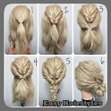 Easy Hairstyles icon