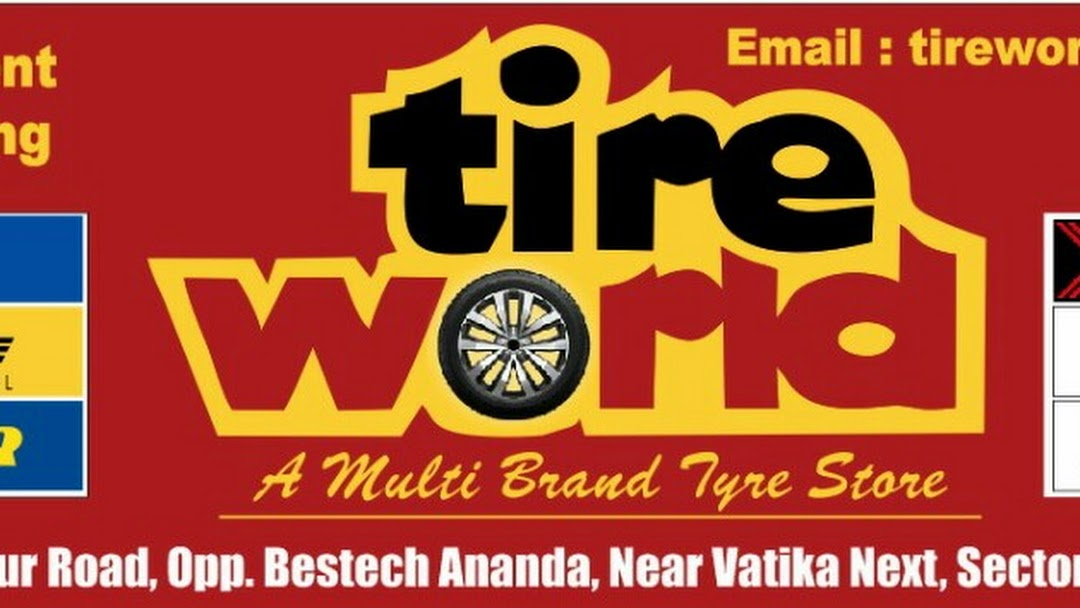 Bridgestone Near Me >> Tire World Tyre Shop In Vatika Sector 82 Gurgaon Near Me