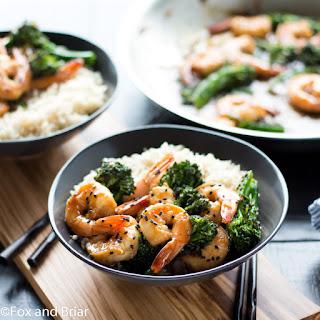Sesame Shrimp Marinade Recipes