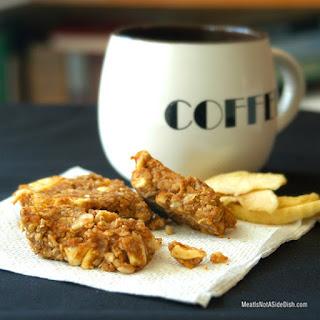 Pumpkin Oatmeal Breakfast Bar Recipe