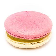 Macaron Pistache - Cerise ピスタチオチェリー