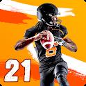 Flick Quarterback 21 - American Pro Football icon