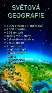 Světová Geografie - Hra