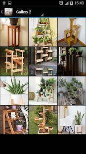 Plant Stand Designs - náhled