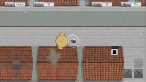 Attack the Titans Screenshot