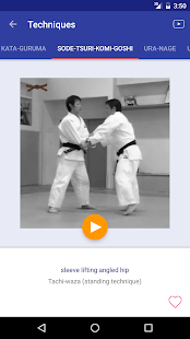 Judo Reference- screenshot thumbnail