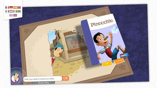 Pinocchio - Storybook