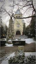 Photo: Piata 1 Decembrie 1918, vedere Monumentul Aviatorilor si Catedrala Ortodoxa - 2018.01.23