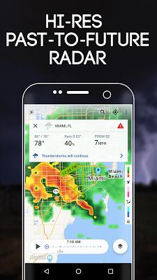 Storm Radar with NOAA Weather & Severe Warning - screenshot