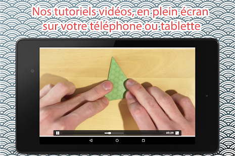 Senbazuru Origami - Tutoriels- screenshot thumbnail